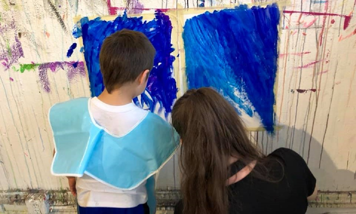 art programming for children and their parents