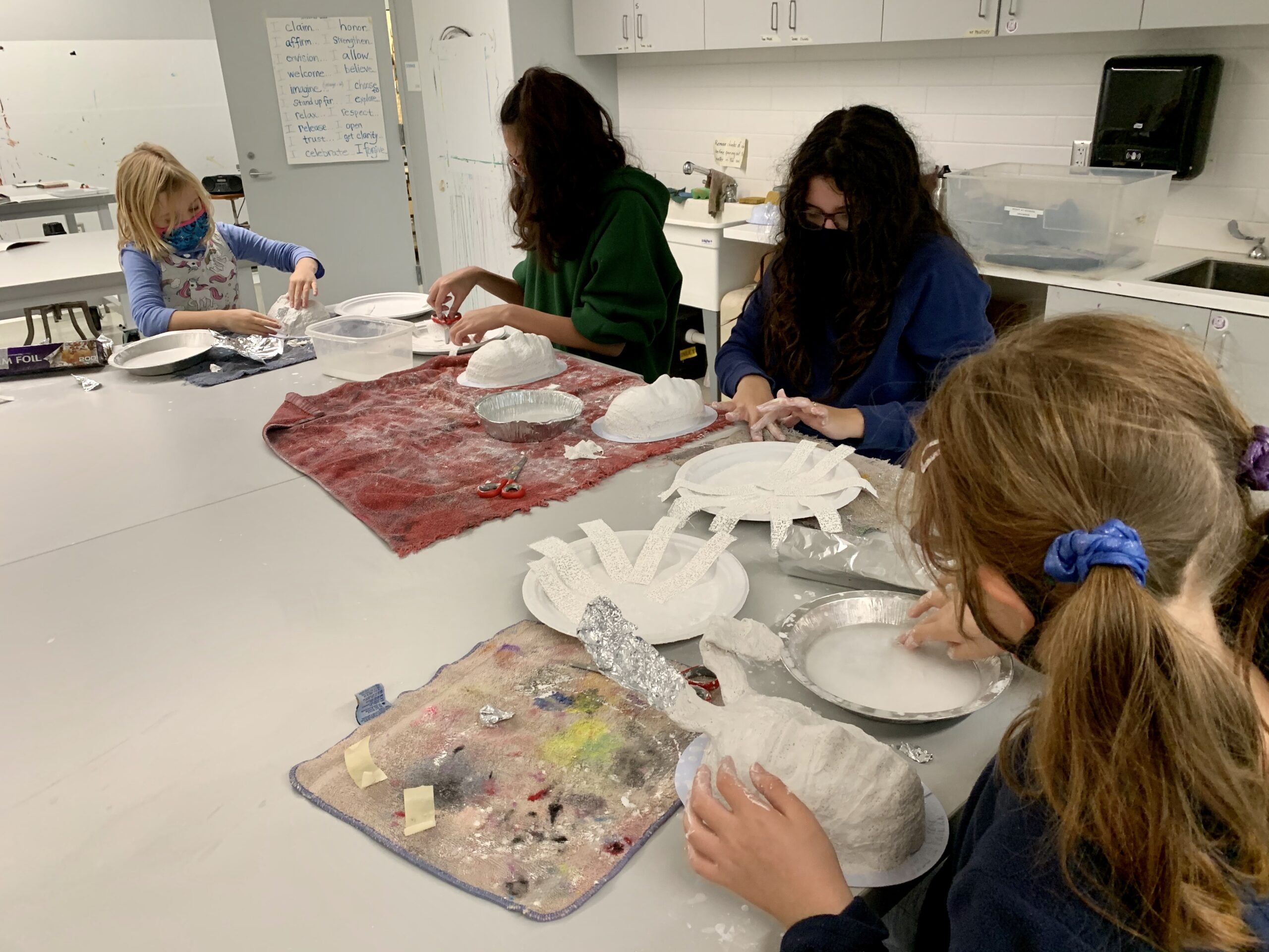 art & wellness programs for adults
